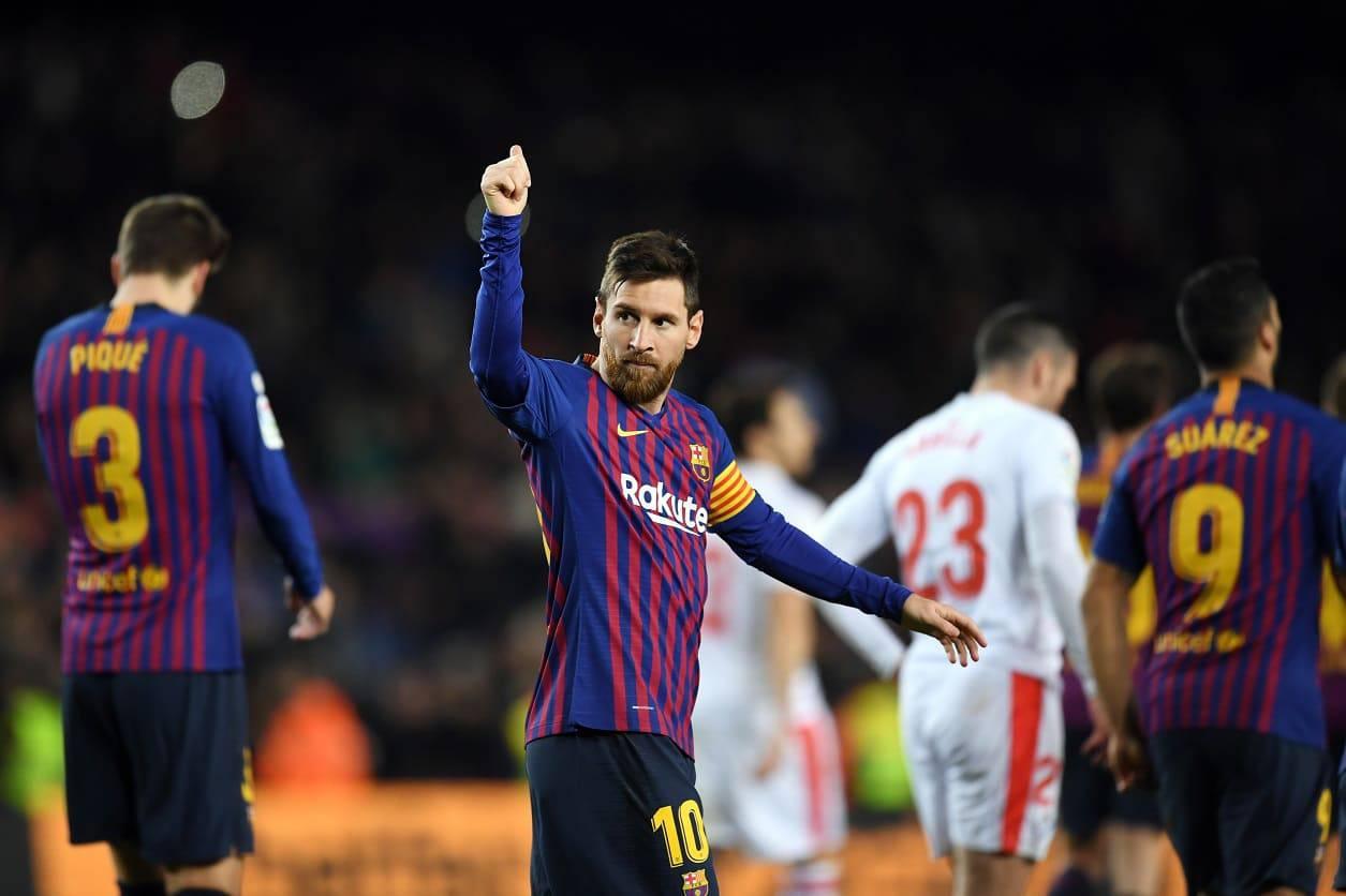 infortunio Messi
