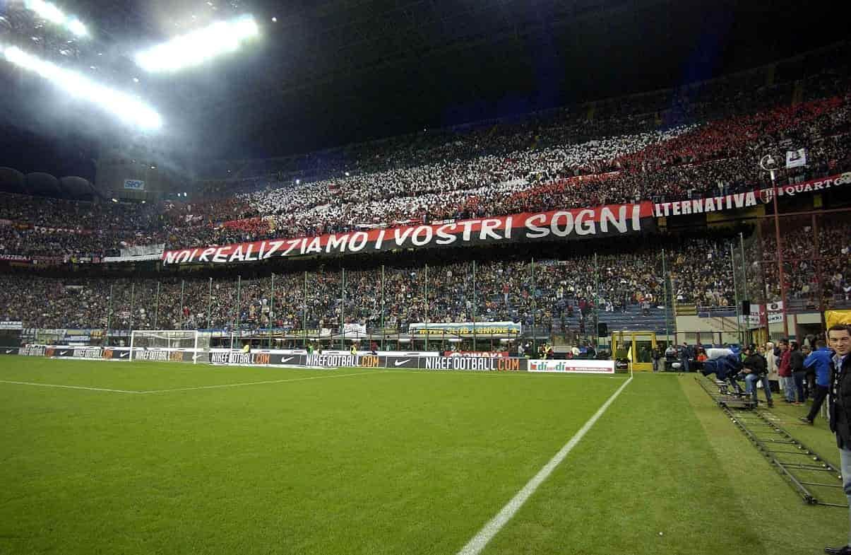 Milan-Frosinone streaming
