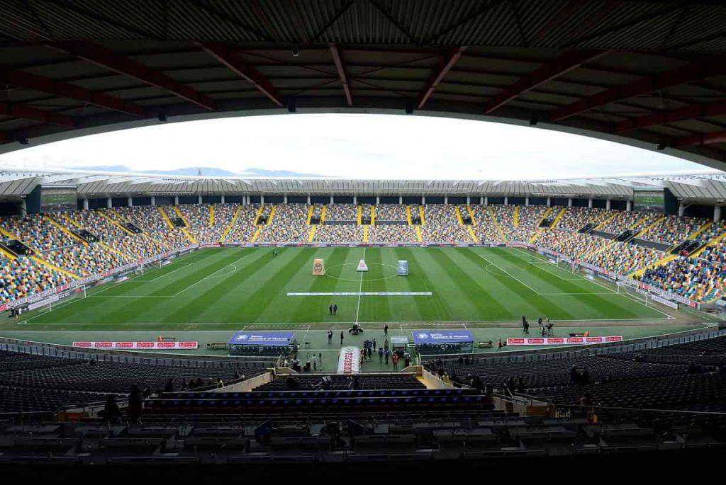 Udinese-Chievo streaming