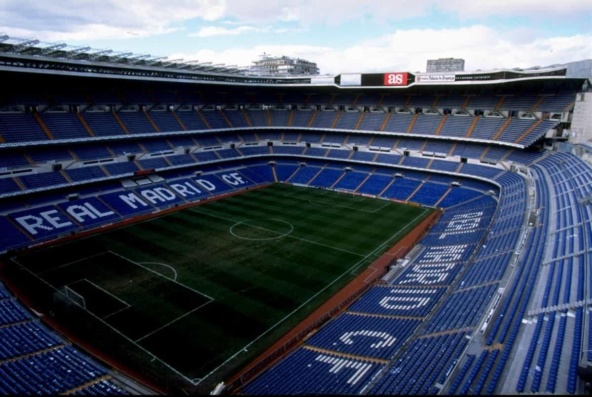 Real Madrid-Bruges