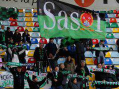 Sassuolo-Roma streaming gratis