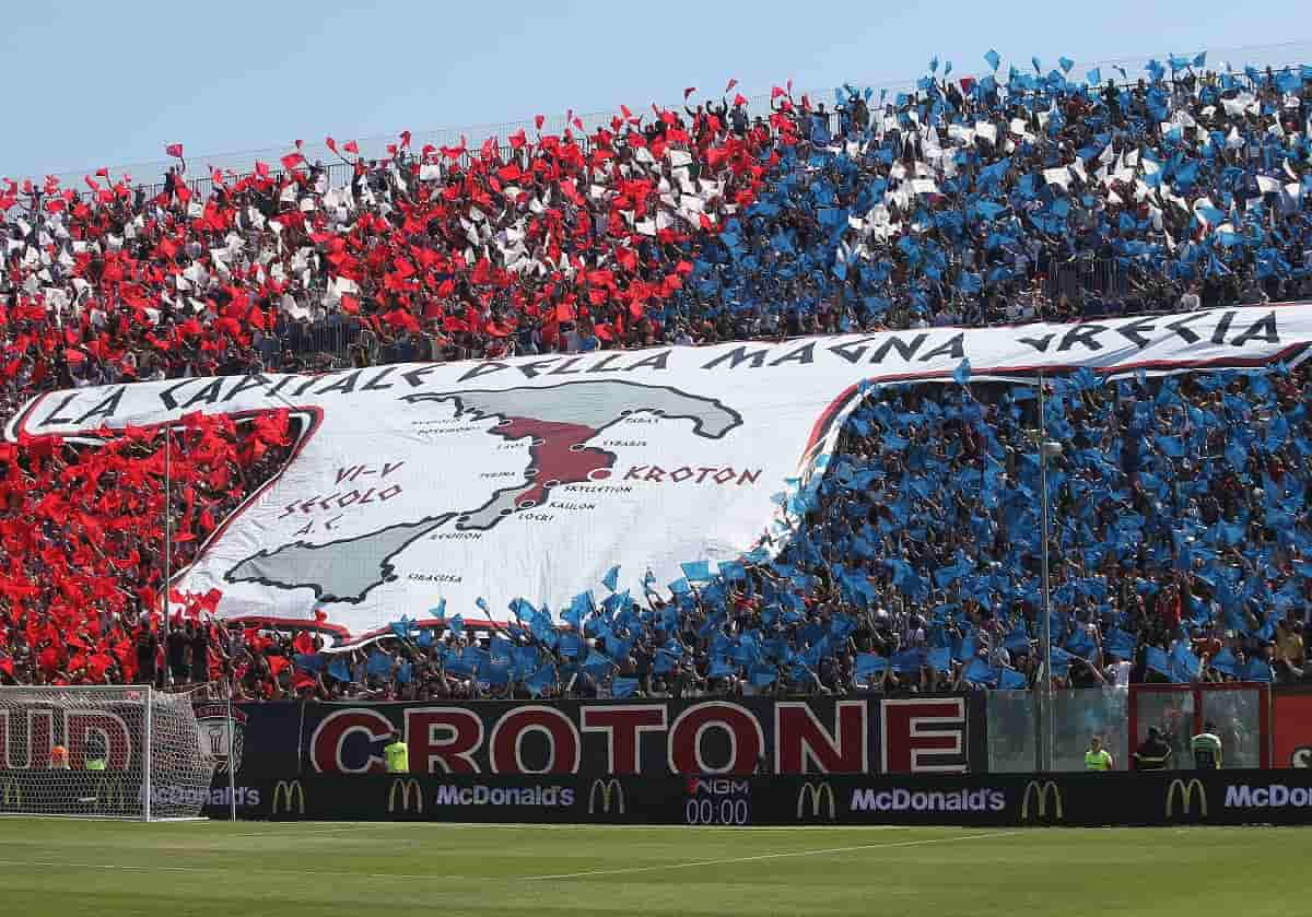 Crotone-Benevento streaming
