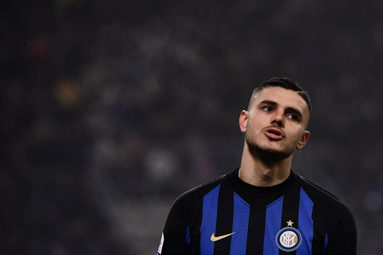 Inter: infortunio per Icardi, le condizioni