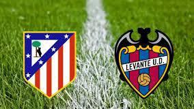 Atletico Madrid-Levante