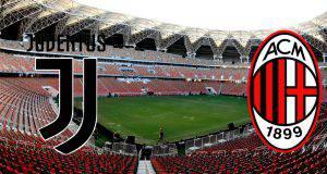 Streaming Juventus-Milan