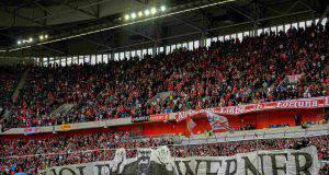 Dusseldorf-Bayern Monaco