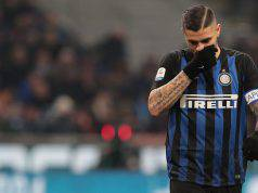 Infortunio Icardi