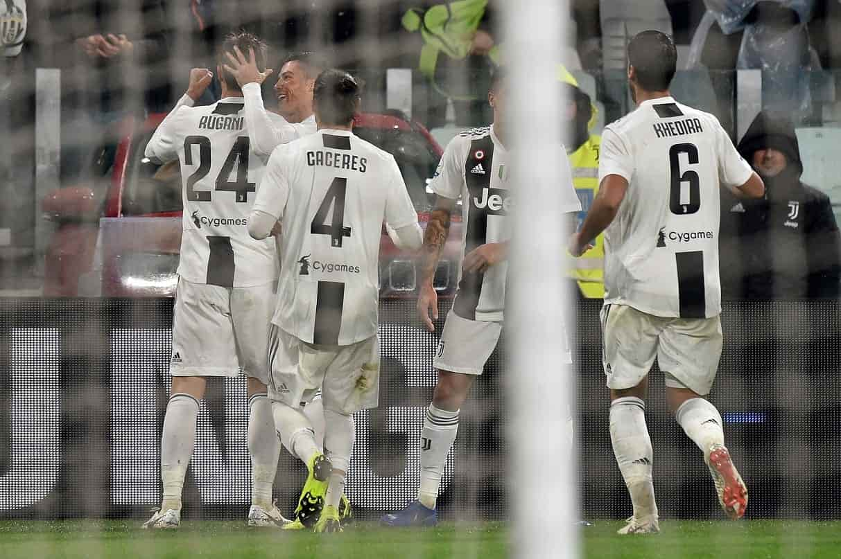 Juventus-Ajax Voti