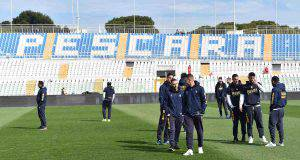 Pescara-Juve Stabia