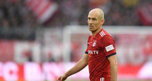 Robben Lazio