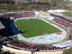 Cosenza-Spezia streaming