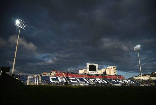 Cagliari-Sampdoria streaming