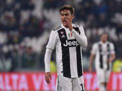 Dybala Atletico Madrid