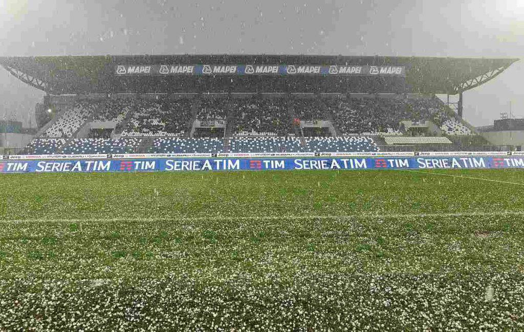 Sassuolo-Juventus streaming