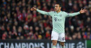 Thiago Alcantara Manchester City