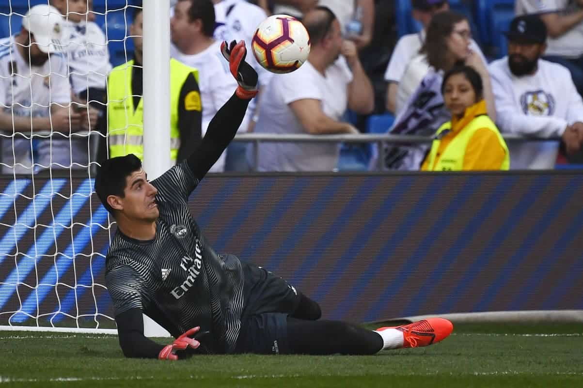 Infortunio Courtois