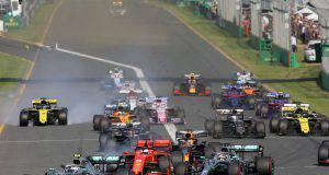 Fomula 1 GP Ungheria