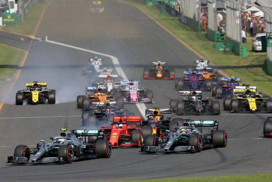 Formula 1 GP Italia