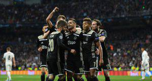 Ajax-Tottenham streaming