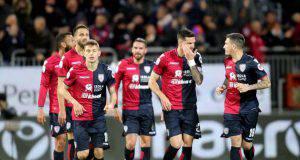 Cagliari-Inter autogol Perisic