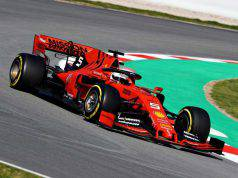 Formula 1 streaming replica