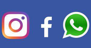 Facebook, Whatsapp, Instagram Down