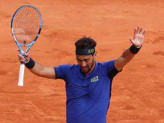 Fognini-Tsonga streaming