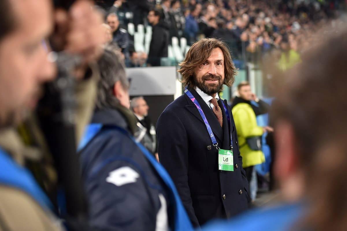 Pirlo Juventus Under 23