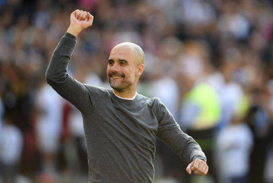 Streaming Burnley-Manchester City