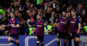 Barcellona-Liverpool