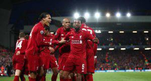 Liverpool-Atletico Madrid