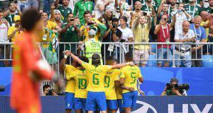 convocati Brasile
