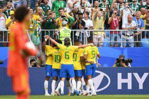 Brasile-Perù streaming