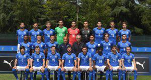 Irlanda-Italia Under 21