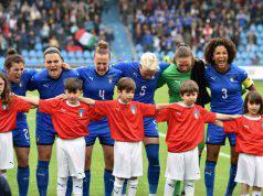 Italia-Cina femminile