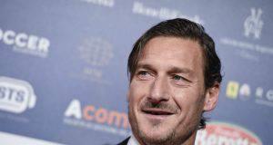 Conferenza Totti