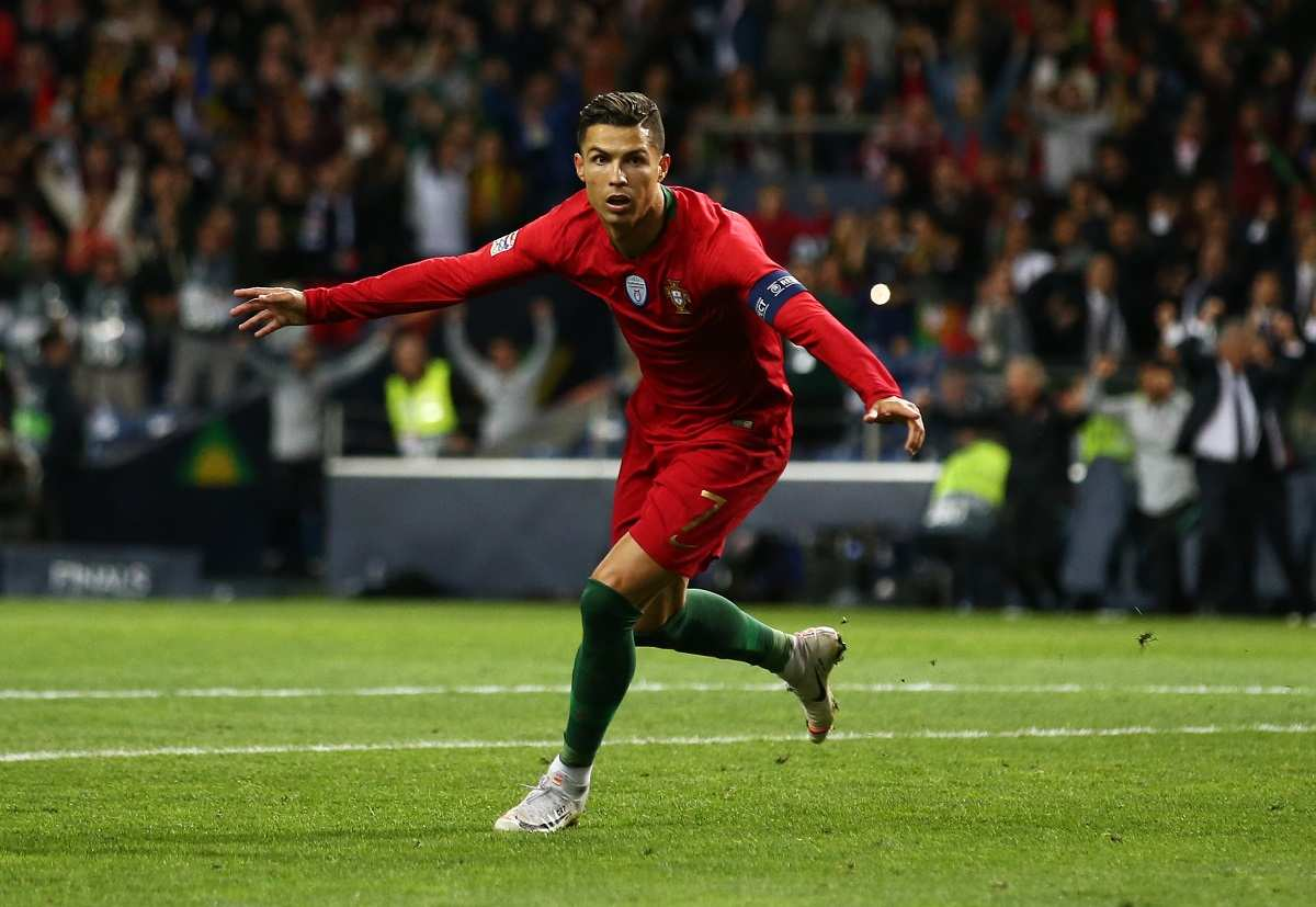 Ronaldo record