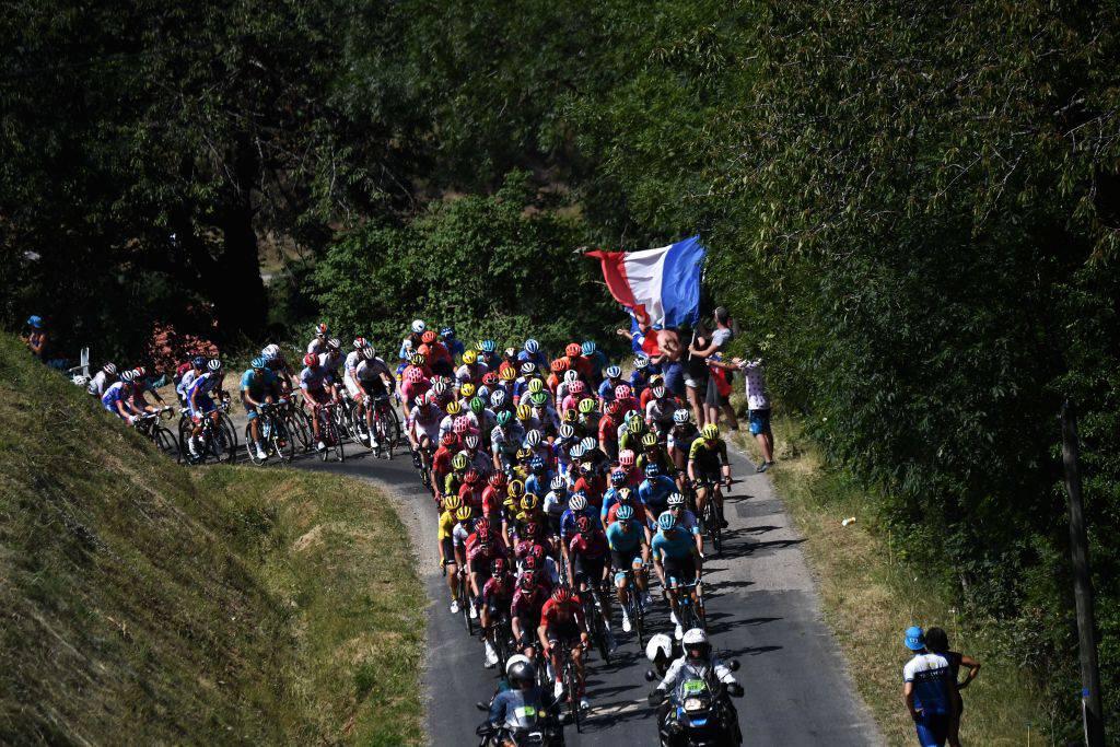 Tour de France tappa 9