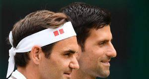 Djokovic-Federer