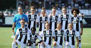 Juventus-Florentia femminile