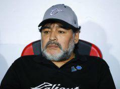 Maradona Gimnasia La Plata,