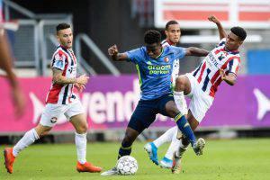 Feyenoord-Willem II Eredivisie