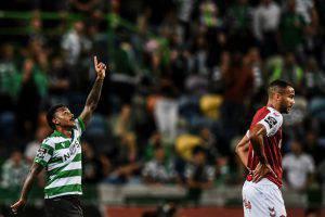 Sporting Braga - Sporting Lisbona