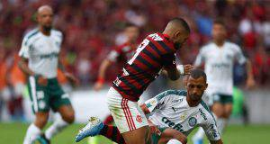Gabigol Flamengo-Palmeiras