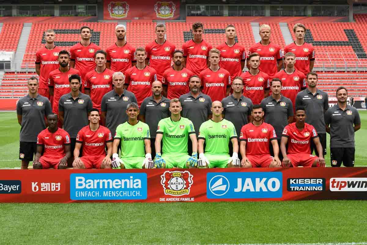 Diretta Bundesliga Augusta Bayer Leverkusen La Partita In Tempo Reale