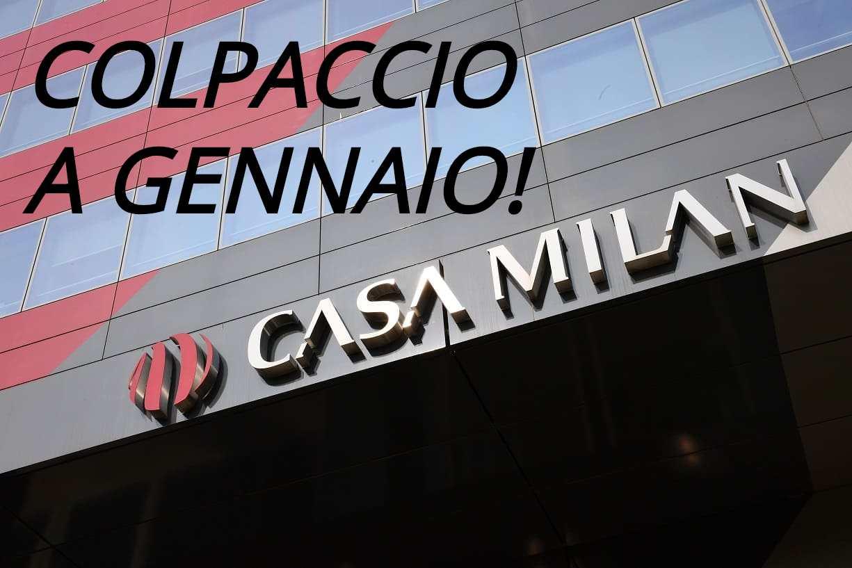 Calciomercato Milan colpaccio