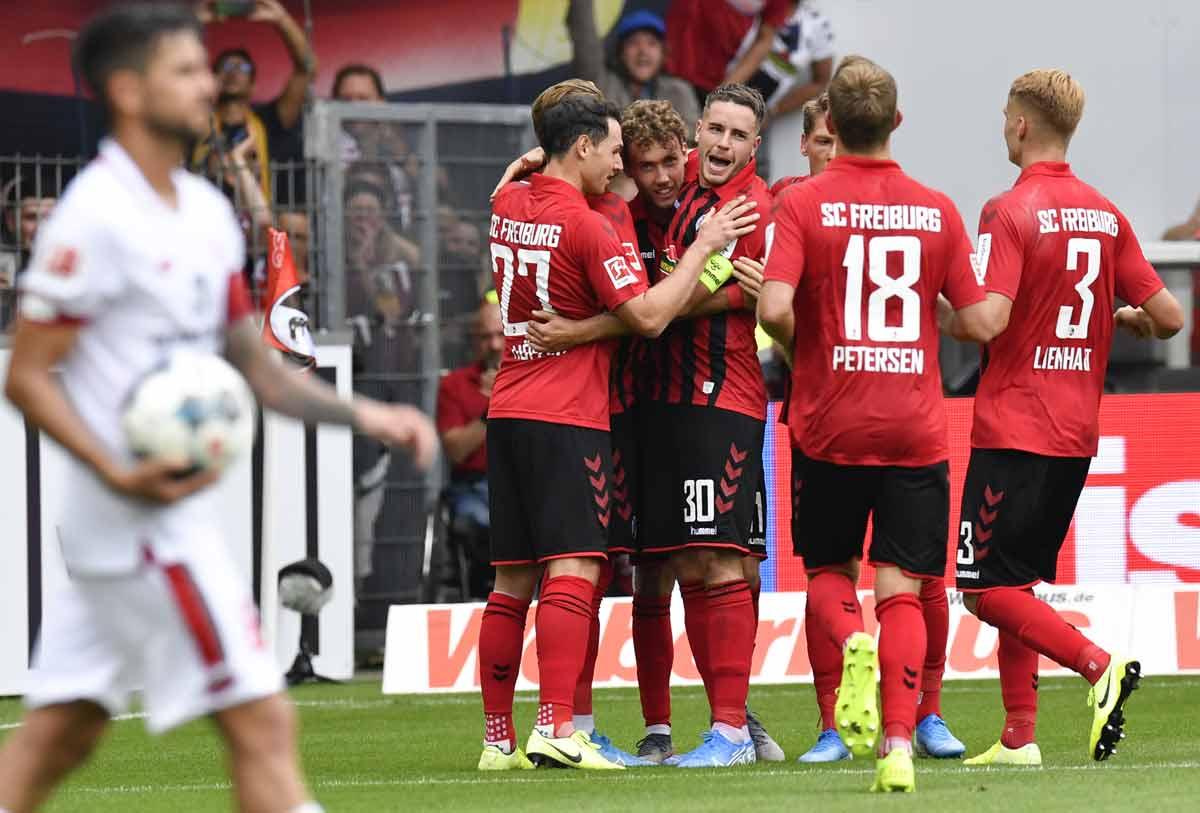 Diretta Bundesliga Friburgo Augusta Segui La Cronaca In Tempo Reale