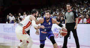 Italia-Spagna basket