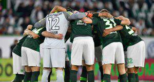 Wolfsburg-Borussia Dortmund