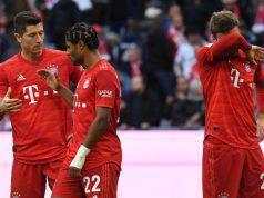 Panchina Bayern Monaco